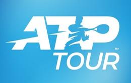 Các giải quần vợt ATP sẽ trở lại ngày 14/8