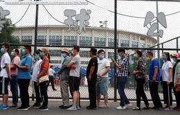 Thủ đô Bắc Kinh (Trung Quốc) tăng cường xét nghiệm tại công trường
