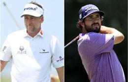 Vòng 1 giải golf RBC Heritage: Ian Poulter chia sẻ ngôi đầu cùng Mark Hubbard