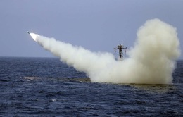 Iran phóng thành công tên lửa hành trình thế hệ mới