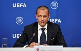 UEFA thay đổi luật Công bằng tài chính trước ảnh hưởng của dịch COVID-19
