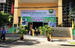 Đại học Y khoa Phạm Ngọc Thạch dành 50% chỉ tiêu cho phạm vi ngoài TP.HCM
