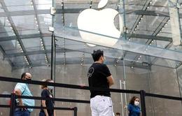 """Apple đóng một số cửa hàng tại các """"điểm nóng"""" COVID-19 ở Mỹ"""