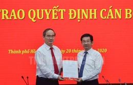 Trưởng Ban Nội chính Dương Ngọc Hải giữ chức ủy viên Ban Thường vụ Thành ủy TP.HCM