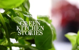 Bếp xanh: Xu hướng được ưa chuộng để giảm thiểu rác thải