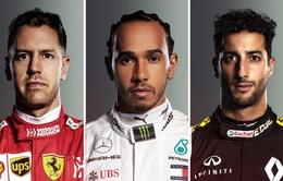 Khi F1 gần như chỉ là sân chơi của các tay đua châu Âu