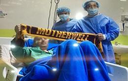 Bệnh nhân 91 xuất viện về nước: Sự đền đáp nỗ lực của các y bác sĩ Việt Nam