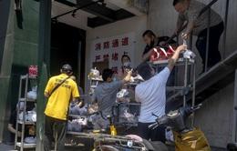 Bắc Kinh (Trung Quốc) xét nghiệm COVID-19 cho hàng chục nghìn nhân viên giao hàng