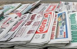 Báo chí đồng hành cùng đất nước