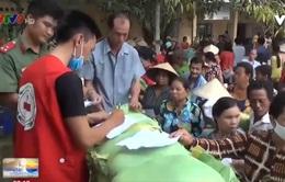 """Kiên Giang: Phiên chợ """"0 đồng"""" vì người nghèo"""