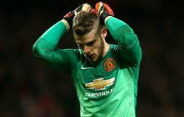 De Gea chính thức trở thành thủ môn tệ nhất Ngoại hạng Anh