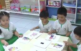 Cần giáo dục giới tính sớm cho trẻ