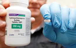 Mỹ dừng thử nghiệm thuốc hydroxychloroquine