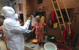 Ấn Độ ghi nhận số ca mắc COVID-19 tăng cao nhất trong ngày