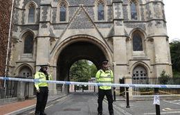 Vụ đâm dao khiến 6 người thương vong: Anh điều tra theo hướng tấn công khủng bố