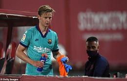 Barcelona nhận tin dữ về Frenkie de Jong
