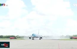 Vietnam Airlines mở các đường bay mới tại Cần Thơ