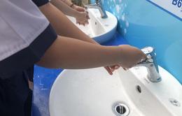 Lắp đặt miễn phí 10 trạm rửa tay tại các trường học trên địa bàn TP.HCM