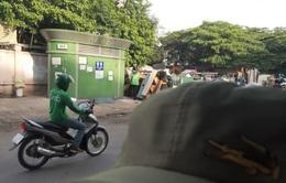 Phát hiện thi thể nam thanh niên trong nhà vệ sinh công cộng gần Bến xe Mỹ Đình
