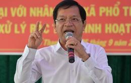 Bí thư, Chủ tịch tỉnh Quảng Ngãi gửi đơn xin thôi chức