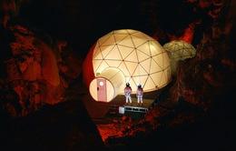Thám hiểm Sao Hỏa từ trong... hang động