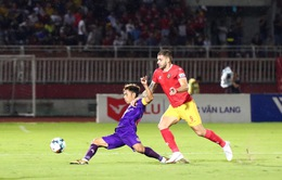 CLB Sài Gòn 1-1 Hồng Lĩnh Hà Tĩnh: CLB Sài Gòn bảo toàn thành tích bất bại tại V.League 2020