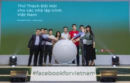 Facebook mở rộng chương trình Thử thách Đổi mới cho các nhà lập trình Việt Nam tới Hà Nội