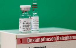 WHO kêu gọi đẩy mạnh sản xuất thuốc viêm khớp Dexamethasone để điều trị COVID-19