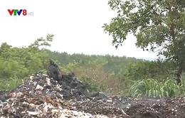 Kon Tum: Nhà máy rác gây ô nhiễm nghiêm trọng