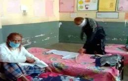 Thầy lang chữa bách bệnh bằng nụ hôn ở Ấn Độ…qua đời vì COVID-19