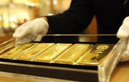 Giá vàng trong nước đảo chiều giảm nhẹ