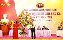 Khai mạc Đại hội đại biểu Đảng bộ Khối các cơ quan tỉnh Đồng Nai