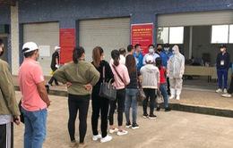 Truy tìm đối tượng trốn khỏi khu cách ly tại Quảng Ninh