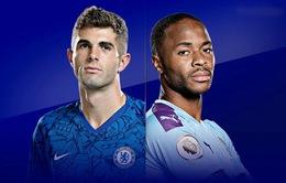 Lịch thi đấu Ngoại hạng Anh hôm nay: Tâm điểm Chelsea - Manchester City