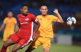 Chùm ảnh: CLB Viettel thua CLB Thanh Hóa ngay tại Hàng Đẫy (Vòng 6 V.League 2020)