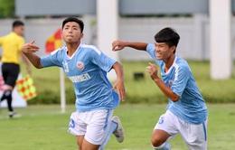 U19 Công An Nhân Dân 0-2 U19 PVF: Chiến thắng nhọc nhằn