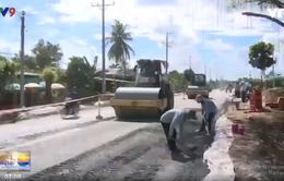 Cần đảm bảo an toàn giao thông khi nâng cấp tỉnh lộ 902