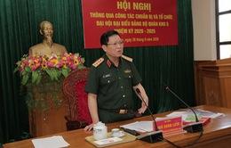 Tiếp tục làm tốt công tác chuẩn bị Đại hội Đảng bộ Quân khu 5