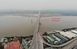 Hà Nội phê duyệt đầu tư cầu Vĩnh Tuy giai đoạn 2