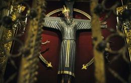 Bức tượng gỗ lâu đời nhất châu Âu bị hiểu nhầm là bản sao suốt hàng nghìn năm