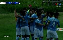 HIGHLIGHTS: U19 Công An Nhân Dân 0-2 U19 PVF (Bán kết U19 vô địch Quốc gia 2020)