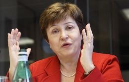 """Tổng Giám đốc IMF: Khủng hoảng do COVID-19 có thể """"thử thách"""" nguồn lực của IMF"""