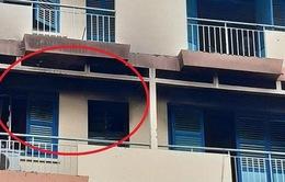 Cháy khách sạn tại TP.HCM, 1 người tử vong