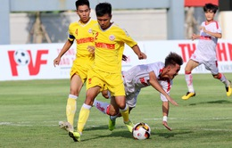 U19 vô địch Quốc gia 2020: U19 HAGL I gặp U19 PVF ở chung kết