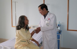 Cắt khối u ác tính trực tràng thấp bằng phương pháp mới