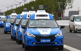 Trung Quốc thử nghiệm dịch vụ thuê xe tự lái
