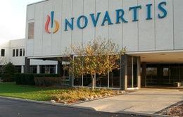 Hãng dược Novartis nộp phạt 346 triệu USD để chấm dứt cuộc điều tra hối lộ của Mỹ
