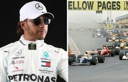 Lewis Hamilton mong được tranh tài ở châu Phi