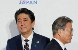 Nhật Bản phản đối mời Hàn Quốc tham dự Hội nghị Thượng đỉnh G7