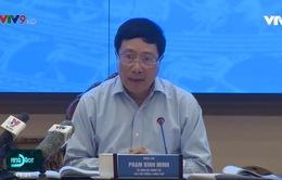 Phó Thủ tướng Phạm Bình Minh làm việc với TP.HCM về các dự án ODA